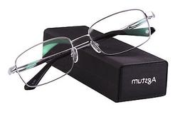 Agstum 100% Pure Titanium Spectacles Men's Optical Eyeglass