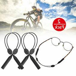 2X Adjustable Eyewear Retainer No Tail Sunglass Strap Band H