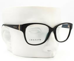 Bvlgari 4077 501 Eyeglasses Frames Glasses Polished Black 54