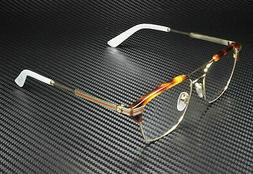 NEW Gucci Fashion Inspired GG 0241O Eyeglasses 001 Gold 100%