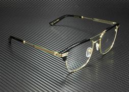 NEW Gucci Fashion Inspired GG 0241O Eyeglasses 002 Gold 100%