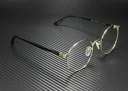 NEW Gucci GG 0297OK Eyeglasses 001 Gold 100% AUTHENTIC