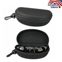Portable Zipper Sunglasses Eye Glasses Carry Box Hard Case P