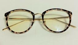 Amomoma A5001 C1 Clear Lens Eyeglasses Non-Prescription 60-1