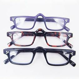 Agstum Retro Vintage Nerd Clear Reading Glasses Eyeglasses R