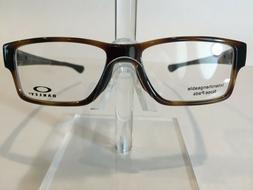 Oakley Airdrop MNP Men's Plastic Eyeglass Frame 8121-0455 Br