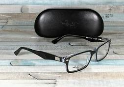 Authentic Ray Ban Eyeglasses RX5206 2034 Frame: Polished Bla