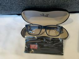 AUTHENTIC NEW RAY BAN RB 7025 8019 EYEGLASSES 54-17-145 WITH