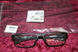 AUTHENTIC Oakley OX8046-0157 Airdrop Satin Black Eyeglasses