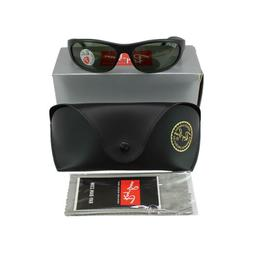 Authentic RAY-BAN Predator Polarized Sunglasses RB4033 - 601