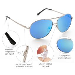 Aviator Sunglasses for Kids Boys Girls Baby Children Toddler