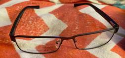 Armani Exchange AX1009 6037 Men's Black & Gray Rx Eyeglasses