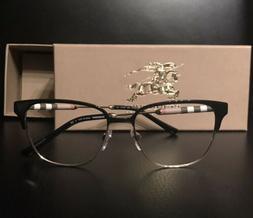 Burberry 1313Q Women's Eyeglasses New 100%Authentic