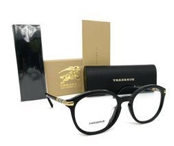BURBERRY BE2264F 3001 Shiny Black  52mm Eyeglasses