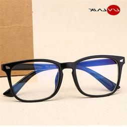 UVLAIK Blue Light Glasses <font><b>Men</b></font> Computer G