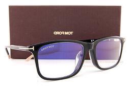 Brand New Tom Ford Eyeglass Frames 5646-D-B/V 001 Black For