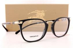 Brand New BURBERRY Eyeglass Frames BE 2269 3001 Black For Wo