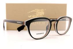 Brand New BURBERRY Eyeglass Frames BE 2293 3798 Black For Me