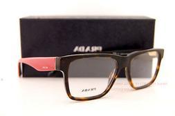 8cda114eb78d Brand New Prada Eyeglasses Frames 16R 16RV 2AU 1O1 HAVANA/RE