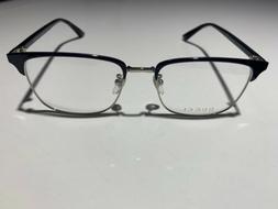 Brand New Gucci Eyeglasses GG0130O 003 Size 53-18-145 Made I