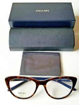 30462c3873b1 Brand New Stunning Prada Women's Havana/... By PRADA. USD $160.00. PRADA  VPR 25S 7S0-1O1 Eyeglasses Frames ...