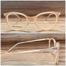 Michael Kors Cat Eye Rose Gold Eyeglasses Frames NWOT