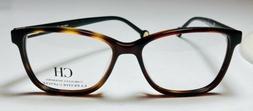 CH Carolina Herrera Eyeglasses VHE719K VHE/719/K 0752 Havana