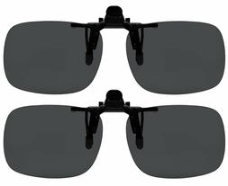 Clip On Sunglasses Polarized Sunglasses to Clip onto prescri