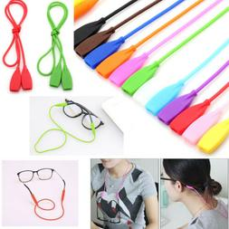Cord For Kid Adult New  Simple  53cm Silicone Eyeglass Glass