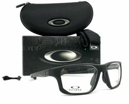 Oakley Crosslink Fit  OX8136M-0153 Stain Black   53mm Eyegla
