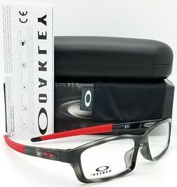 Oakley Crosslink Youth Asian Fit Eyeglasses OX8111-07 53 Gre