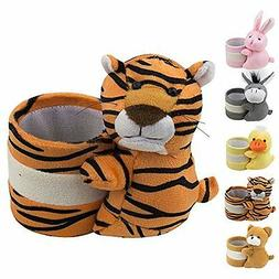 Eyeglass Holder Glasses Stand Cute Plush Animal Character De