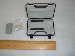 Eyeglass Repair Kit with spare screw nuts and nose pads, NEW