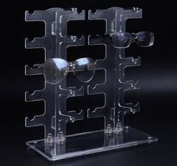 Eyeglass Sunglasses Storage Display Stand Holder Organizer C