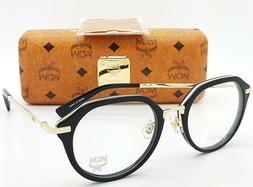 MCM Eyeglasses MCM2611A 001 Black Round 50x19x140