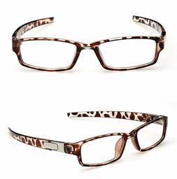 Eyeglasses Frames Colorful Sport Optical Plain Eeyewear Glas