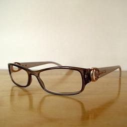 Gucci Eyeglasses GG 3553 Q70 Mauve Beige Rectangular Frame I
