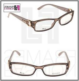 Gucci Eyeglasses GG3553 Mauve Beige  52mm