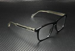 Gucci Eyeglasses Men GG0561O-001 Black Frame / Clear Lenses
