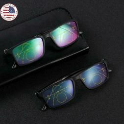 Eyeglasses Reading Glasses Anti-blue Light Progressive Multi