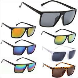Fashion Retro Oversized Square Frame Sunglasses Men's Women'