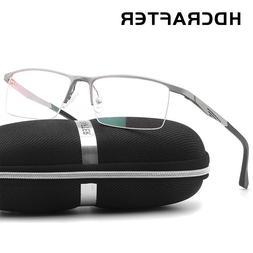 <font><b>Men's</b></font> Super Light Metal Optical Glasses