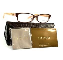 GUCCI Women's Eyeglasses Rectangular Frames GG 3526/U/F RS8