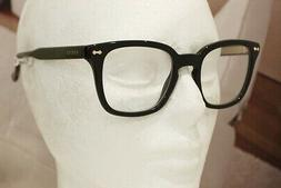 GUCCI GG 0184O eyeglasses Frame 001 BLACK 50mm UNISEX AUTHEN