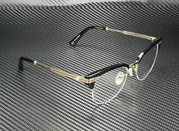 Gucci GG 0201O 001 Black Plastic Eyeglasses 50mm