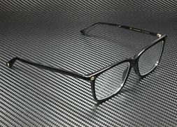 GUCCI GG0094O 006 Rectangular Square Black Demo Lens 54 mm W