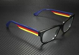 Gucci GG0343O Eyeglasses 009 Black/Multicolor 57 mm