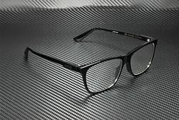 GUCCI GG0492OA 001 Square Black Shiny Black Demo Lens 56 mm