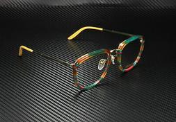 Gucci GG0675O BLUE AMBER HAVANA 52/22/145 men Eyewear Frame