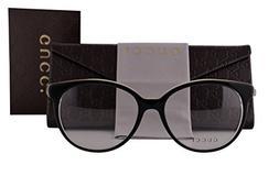 Gucci GG3677 Eyeglasses 52-16-140 Black Embossed 4WH GG 3677
